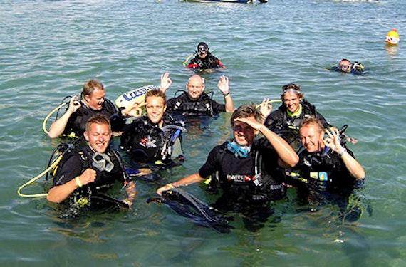 PADI Open Water-Tauchkurs auf Mallorca (4 Tage)