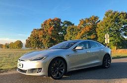 Tesla Model S mieten Burg (4,5 Std.)