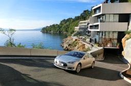 Tesla Model S P90D 'Ludicrous' Tagesmiete