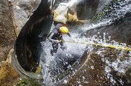 Camping-Urlaub mit Canyoning im Tessin (4 Tage)
