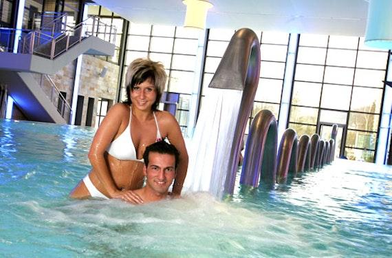 Thermen-Kurzurlaub Bad Steben für 2