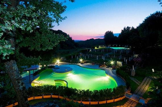 Thermen-Kurzurlaub in der Toskana für bis zu 4 Personen