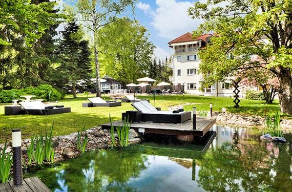 Spa-Kurzurlaub in Bad Wörishofen für 2