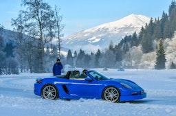 Eis Drift Training im Thomatal (2 Tage) - Car Sharing