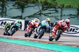 Ticket Sachsenring MotoGP (2 Tage)