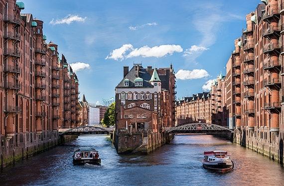Traditionelle Stadttour in Hamburg (2 Stunden)