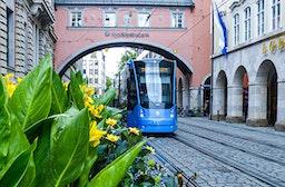 Tramtour vom Stachus zur Borstei in München