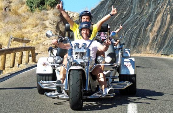 Trike Tour auf Mallorca für 2