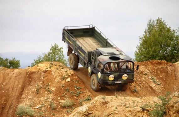 Truck Trial im Altmühltal