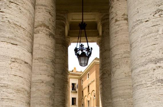 Übernachtung am Vatikan für 2