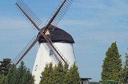 Kurzurlaub in der Windmühle bei Wolfsburg für 2