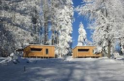 Kurzurlaub im Naturhaus in Bodenmais für 2