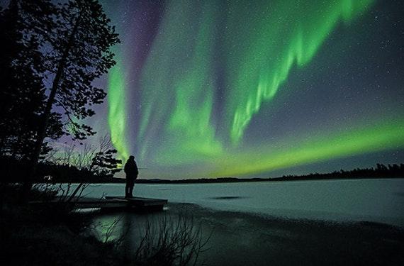 Lappland-Kurzurlaub mit Husky & Rentierschlittenfahrt für 2