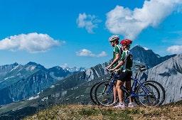 Aktivurlaub in Tirol mit E-Bike für 2 (2 Nächte)