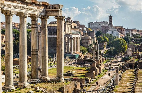 Kurzurlaub in Rom für 2