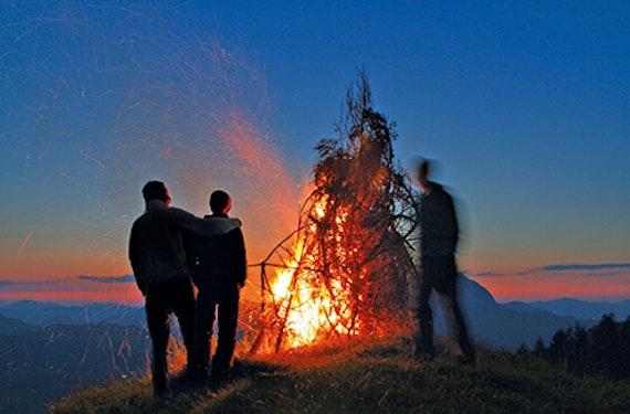 Vater & Sohn Erlebnis-Camp in Tirol (3 Tage)