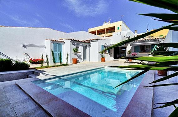 Familienurlaub in der Villa auf Mallorca für 4