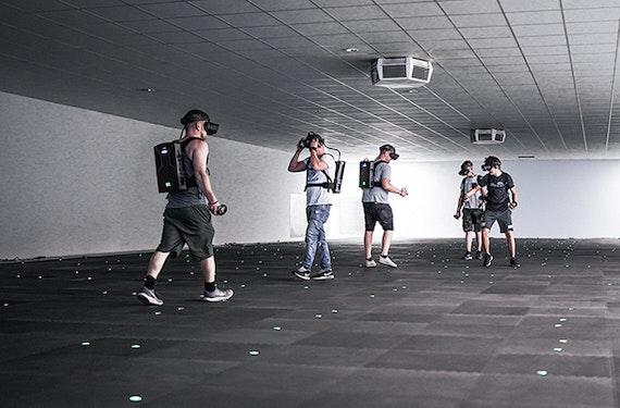 Virtual Reality Kaiserslautern für 5 (1 Std.)