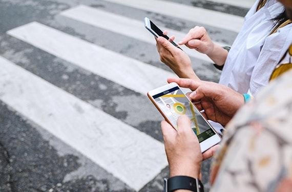 Virtuelle Stadtführung (90 Minuten)