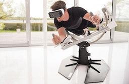 Virtual Reality Simulator in Offenbach für bis zu 2 Personen