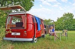 VW Bulli-Tour mit Übernachtung an der Ostsee