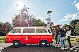 Bulli-Tour im Kult VW (3,5 Std.)