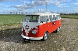 VW Bus leihen Würselen (4 Std.)