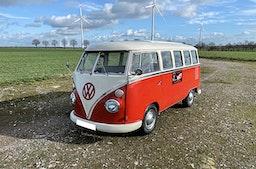VW T1 Oldtimer fahren (1 Tag)