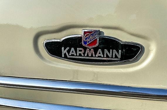 VW Karmann Oldtimer fahren in Würselen (2 Std.)