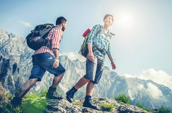 Kurzurlaub mit Wandertour in Hochfilzen für 2