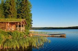 Wanderurlaub in Schweden für bis zu 4 Personen