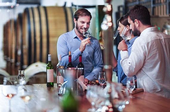 Weinverkostung & Wellness Berlin für 2