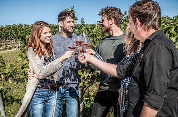 Weinprobe mit Übernachtung in Rheinhessen für 2