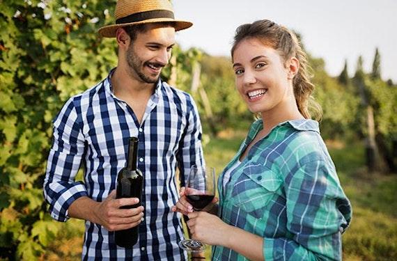 Weinverkostung mit Übernachtung in Rheinhessen für 2