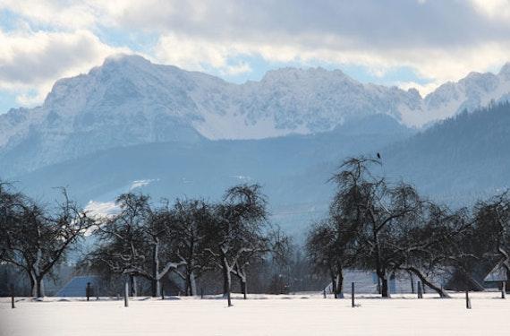 Wellness-Kurzurlaub Berchtesgadener Land für 2