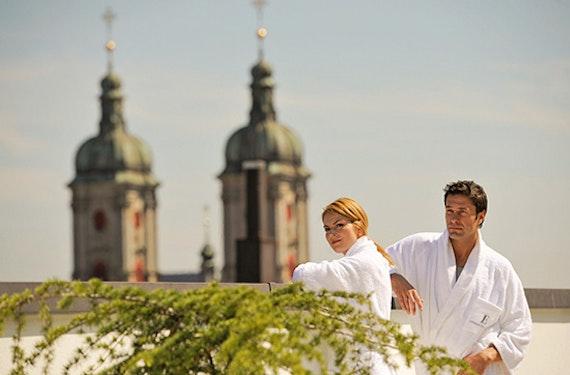 Wellness-Kurzurlaub in St. Gallen für 2