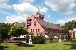 Romantik-Urlaub im Burghotel in Brandenburg für 2
