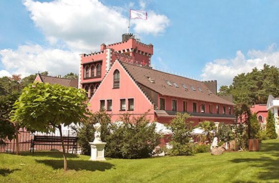 Wellness-Kurzurlaub im Burghotel in Brandenburg für 2