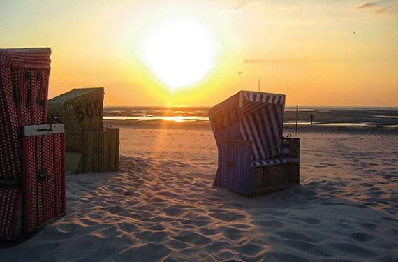 Wellness-Urlaub auf Langeoog für 2