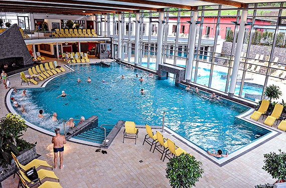Thermen und Spa Hotel Bad Bertrich für 2 (3 Nächte)