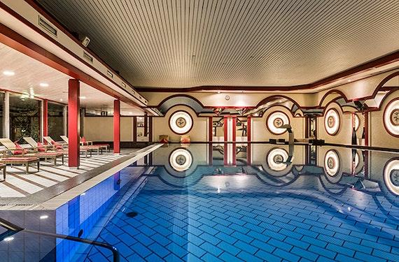 Wellnesshotel Bad Wildungen für 2 (1 Nacht)