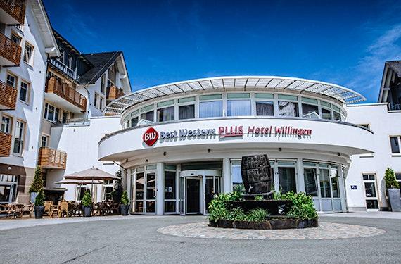 Wellnesshotel Willingen für 2 (1 Nacht)