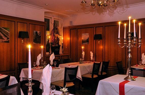 Wellness & Candle-Light-Dinner München für 2