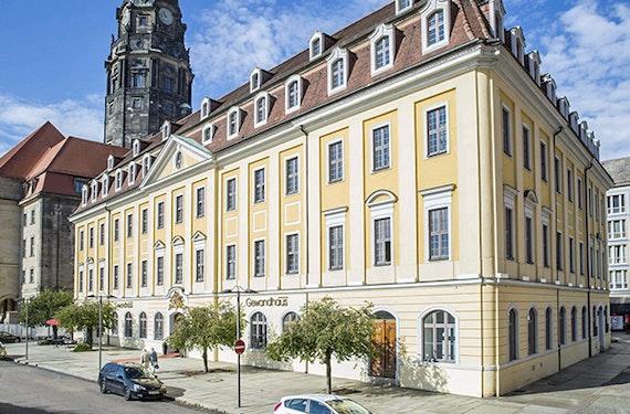Wellnesshotel Dresden für 2 (2 Nächte)