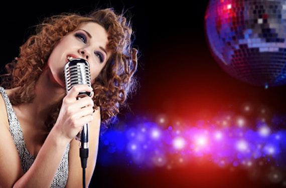 Gesangsaufnahme: Werde Popstar!