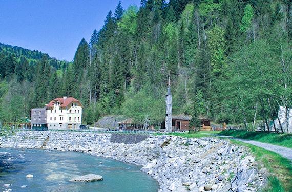 Wildwasser-Action & BBQ an der Bregenzer Ache