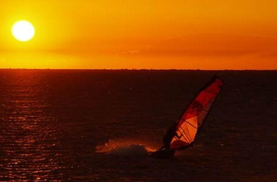 Schnupperkurs Windsurfen