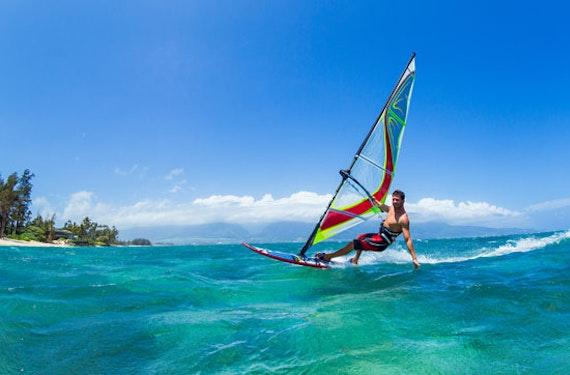 Windsurfen in der Karibik (7 Tage)