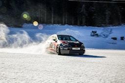 Winter Drift Training im Thomatal