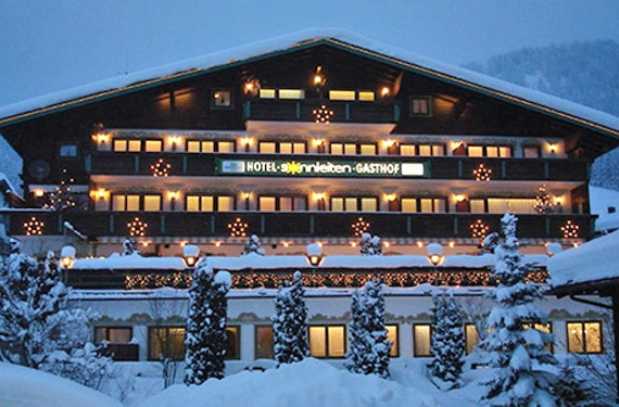 Winter-Kurzurlaub im Chiemgau für 2